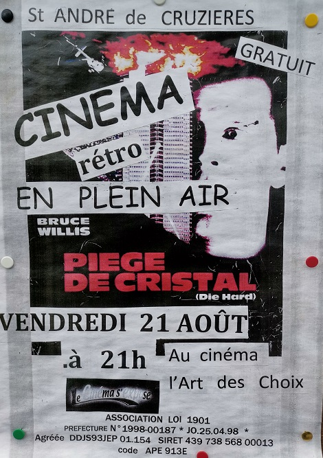 Cinema à Saint André